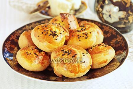 Пирожки «Шайбочки»