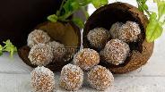 Фото рецепта Кокосовые конфеты