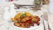 Фото рецепта Пикантные запечённые куриные крылышки
