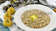 Фото рецепта Ячневая каша