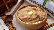 Фото рецепта Пшеничная каша