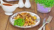 Фото рецепта Cкоблянка с говядиной и курицей
