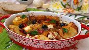 Фото рецепта Сковорода с картофелем по-гречески