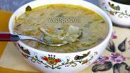 Фото рецепта Рассольник с квашеной капустой