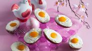 Фото рецепта Десерт из шоколадных яиц