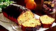 Фото рецепта Кекс на кокосовом молоке