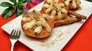 Фото рецепта Айва запечённая с орехами