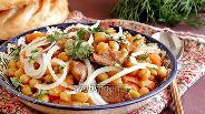 Фото рецепта Баранина с горохом нут