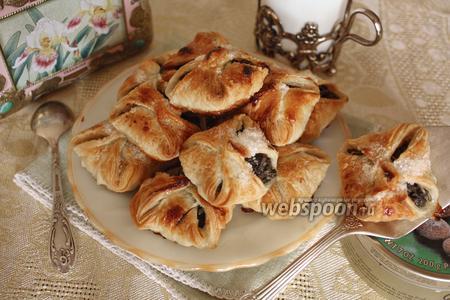 Фото рецепта Пирожки со щавелем