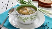 Фото рецепта Суп с фрикадельками рыбными из сёмги