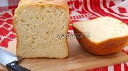 Фото рецепта Рисовый хлеб в хлебопечке