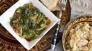 Фото рецепта Закуска горская из черемши