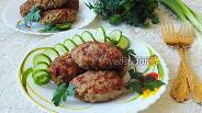Фото рецепта Котлеты из куриных желудков