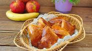 Фото рецепта Дрожжевые пирожки с капустой и грибами в духовке