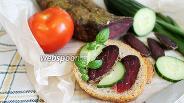 Фото рецепта Бастурма из говядины вяленая