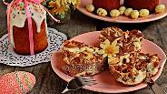 Фото рецепта Творожная пасха шоколадно-апельсиновая