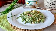 Фото рецепта Тирольские клёцки со шпинатом