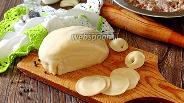 Фото рецепта Заварное тесто для пельменей