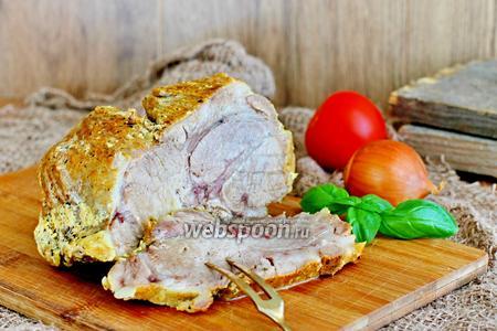Ароматное мясо в мультиварке