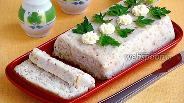 Фото рецепта Рыбный паштет с творогом