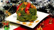 Фото рецепта Капуста романеско по-новогоднему