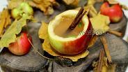 Фото рецепта Пряный яблочный напиток