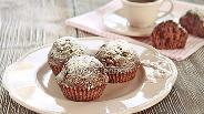 Фото рецепта Маффины с какао