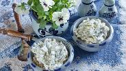 Фото рецепта Салат из стручковой фасоли