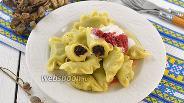 Фото рецепта Вареники с маком