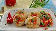 Фото рецепта Котлеты с овощами