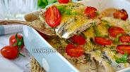 Фото рецепта Кильки в духовке