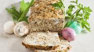 Фото рецепта Мясной хлеб с яйцом