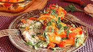 Фото рецепта Энчиладас с курицей