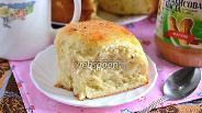Фото рецепта Ванильные булочки