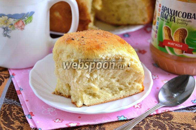 Рецепт Ванильные булочки
