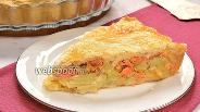 Фото рецепта Рыбный пирог с картофелем