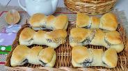 Фото рецепта Плюшки с маком Бантики