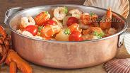 Фото рецепта Соте из морепродуктов