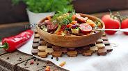 Фото рецепта Суп с красной фасолью в мультиварке