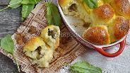Фото рецепта Пирожки со щавелем и изюмом