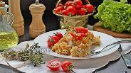 Фото рецепта Филе окуня под хлебной крошкой