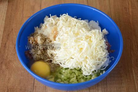 Рисовые биточки с черемшой – кулинарный рецепт