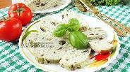 Фото рецепта Куриная запеканка с грибами и шпинатом