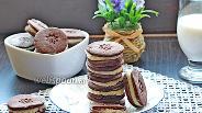 Фото рецепта Печенье Орео