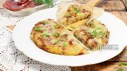 Фото рецепта Картофельная лепёшка