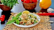 Фото рецепта Цыплёнок с рисом по-испански