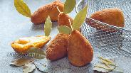 Фото рецепта Картофельные крокеты «Груши»