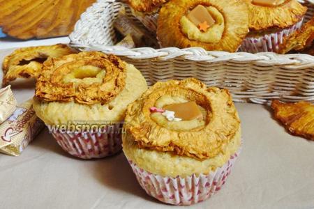 Фото рецепта «Муу» кексы