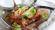 Фото рецепта Курица а-ля лимон
