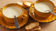 Фото рецепта Суп-пюре из спаржи